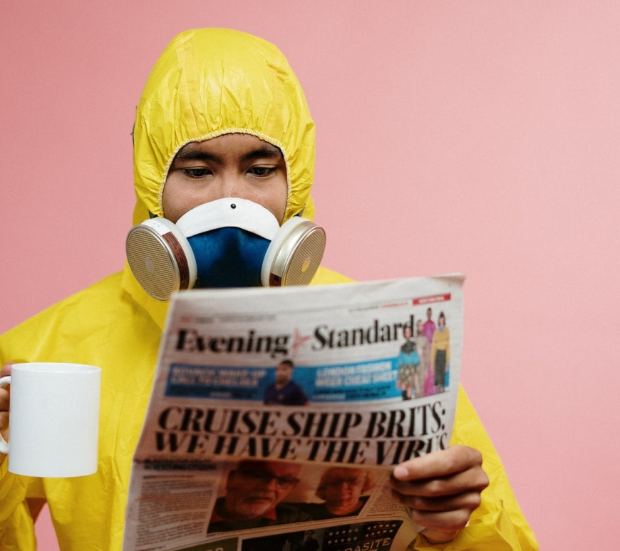 egoismo soberbia pandemia coronavirus